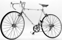 Italian Road Bike - Sterling Silver