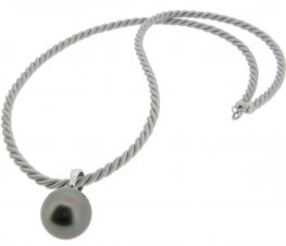 Vicenza Tahitian pearl Necklace